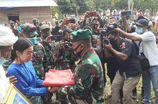 Tangis Haru Mewarnai Pemakaman Praka Alif Angkotasan, yang Gugur Dikeroyok OTK di Papua