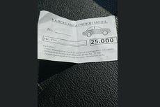 Viral Parkir di Tanah Abang Rp 25.000, Begini Penjelasan Dishub...