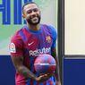Kata Memphis Depay Saat Pertama Diperkenalkan sebagai Pemain Barcelona