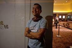 Ernest Prakasa Habiskan Malam Tahun Baru Sambil Promo Film