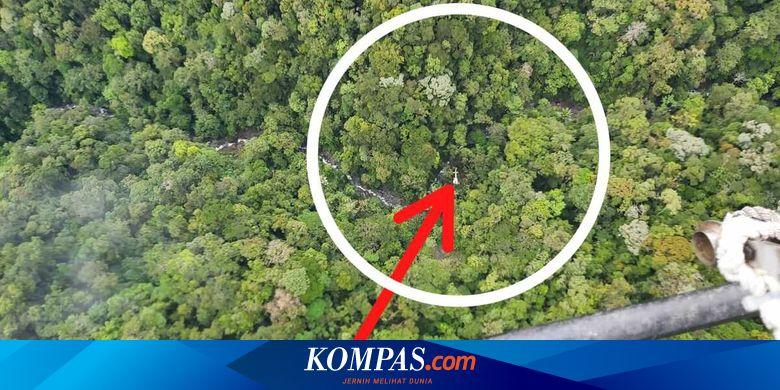 Helikopter yang Hilang Kontak di Papua Ditemukan,