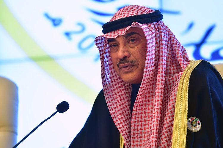 Menteri Luar Negeri Sheikh Sabah Khaled Al-Sabah