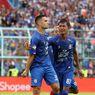 Arema FC Liburkan Pemain hingga 19 Maret 2020
