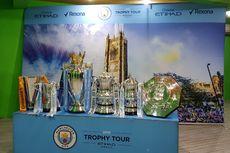 Trofi Manchester City Sambangi Surabaya