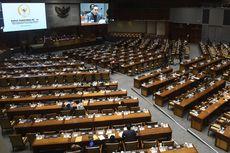 Interupsi soal Pansus Angket Jiwasraya Bergaung di Paripurna DPR