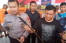 11 Pelaku Begal Sadis Ditangkap, 9 di Antaranya Masih di Bawah Umur