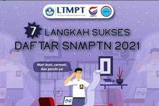 Besok Terakhir, Ini Cara Daftar SNMPTN 2021