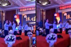 Perusahaan di China Perintahkan Karyawannya Saling Tampar