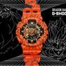 Jam Tangan Kolaborasi G-SHOCK dan Dragon Ball Z Terinspirasi Son Goku