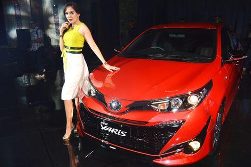 Diskon Toyota Yaris Tembus Rp 35 Juta