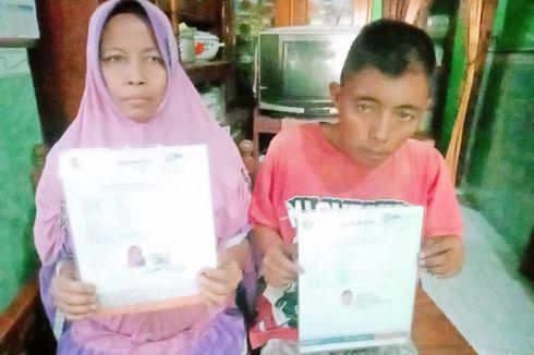 Selisih 2 Tahun Mendaftar, Slamet Tetap Bisa Berangkat Haji Bersama Ibunya
