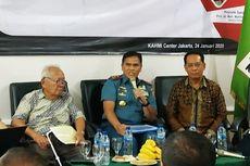 TNI AL: Sejak 2016 hingga Akhir 2019 Tak Ada Kapal Nelayan China di Natuna