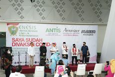 Enesis Group Gelar Sentra Vaksinasi untuk Masyarakat DKI Jakarta