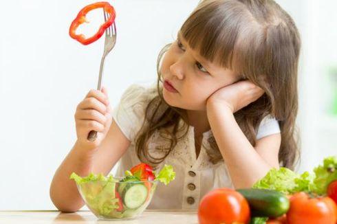 Tips Tingkatkan Nafsu Makan Anak yang Suka Pilih Makanan