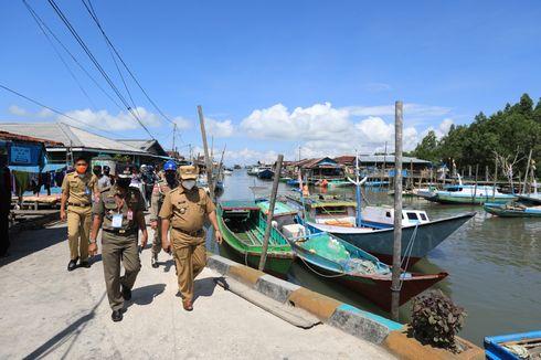 Sejak Penerapan PSBB di Kota Tarakan, Kurva Covid-19 Melandai