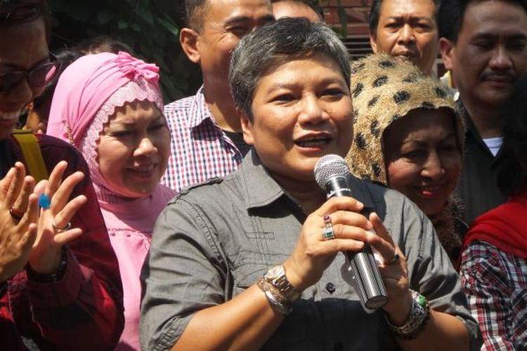 Ketua Komisi IX DPR Ribka Tjiptaning