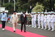 Prabowo Buka Peluang Kerja Sama Sektor Pertahanan dengan Ghana