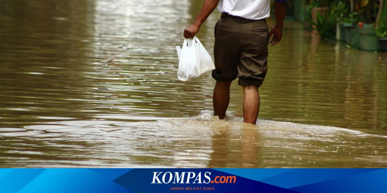 Pintu Air Karet Siaga 1, Berikut 8 Wilayah Berpotensi Banjir