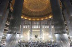 Infak Shalat Jumat di Masjid Istiqlal Bisa Mencapai Rp 100 Juta