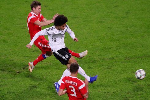 Leroy Sane Tetap Optimistis dengan Performa Timnas Jerman