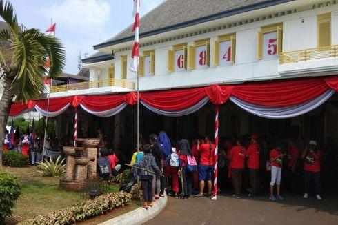 Masyarakat Ramaikan Acara di Museum Perumusan Naskah Proklamasi