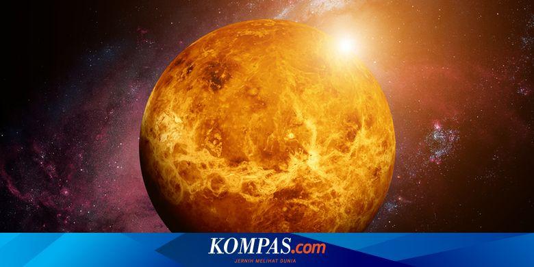 Pagi Ini, Planet Venus Hadirkan 2 Fenomena Berbeda