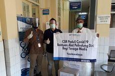 Perusahaan Swasta Ikut Bantu Penanganan Covid-19 di Kota Tasikmalaya