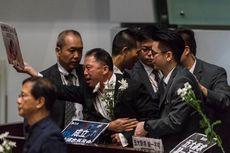 Kembali Ejek Pemimpin Hong Kong, Politisi Oposisi Pro-demokrasi Diusir