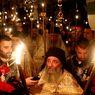 Kristen Ortodoks Rayakan Paskah di Tengah Lockdown Covid-19
