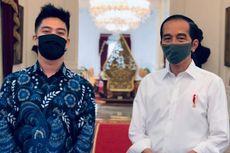 6 Selebritas Bertemu Presiden Jokowi, Ini Pesan dan Pembahasannya