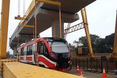 Canggih, LRT Jabodebek Bakal Dioperasikan Tanpa Masinis