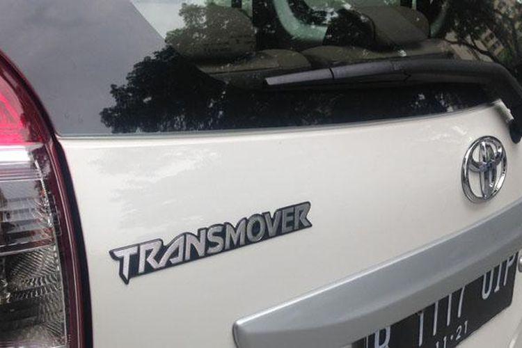 Toyota Transmover.