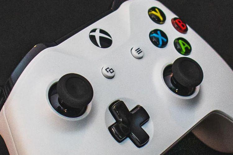 Controller pada Xbox