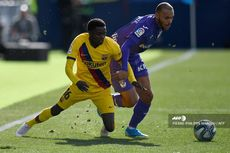 Barcelona Selangkah Lagi Mendatangkan Striker Leganes