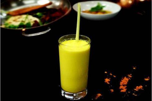 Cara Bikin Susu Kunyit Madu, Minuman Sehat di Pagi Hari