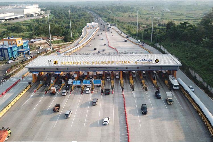 Gerbang Tol (GT) Kalihurip Utama 1.