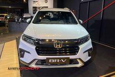 All New Honda BR-V Resmi Meluncur di Indonesia