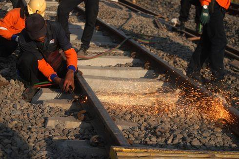 Kereta Anjlok di Lokasi yang Sama, Ini Permintaan Warga untuk KAI