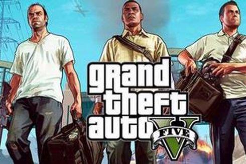 Tiga Trailer GTA V Diluncurkan Berbarengan