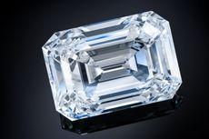 Batu Berlian Alrosa Spectacle Berukuran Nyaris 101 Karat Akan Dilelang