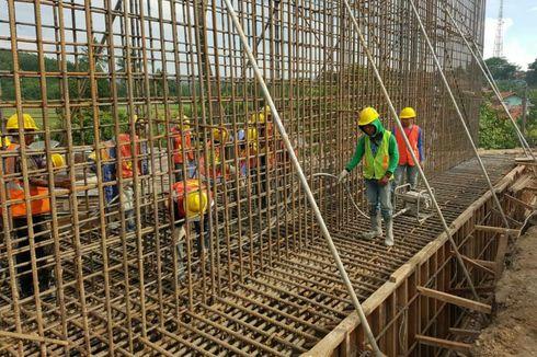 PPKM Level 4 dan 3 Berlanjut, Sektor Konstruksi Beroperasi 100 Persen