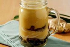 Resep Wedang Jahe Santan, Minuman Hangat untuk Musim Pancaroba