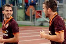 Tekuk Napoli 2-0, Roma Pertahankan Rekor 100 Persen Kemenangan