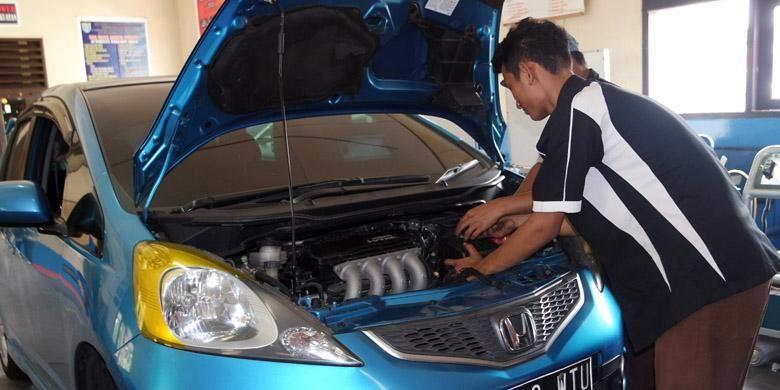 HPM memberikan sumbangan pada SMK di Indonesia.