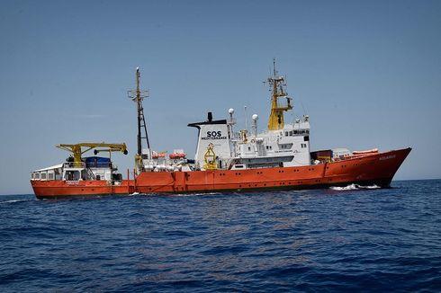 Italia Bersiap Kirim 629 Migran Telantar ke Spanyol