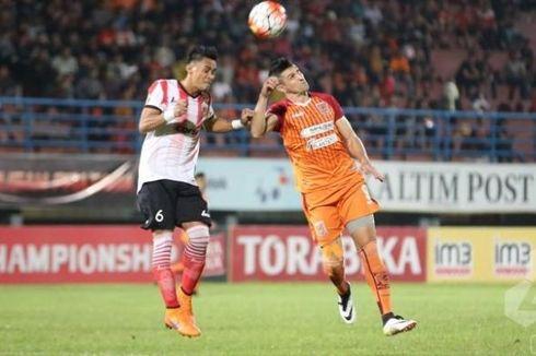 Dibekuk PBFC, Persija Jakarta Kalah 3 Kali Beruntun