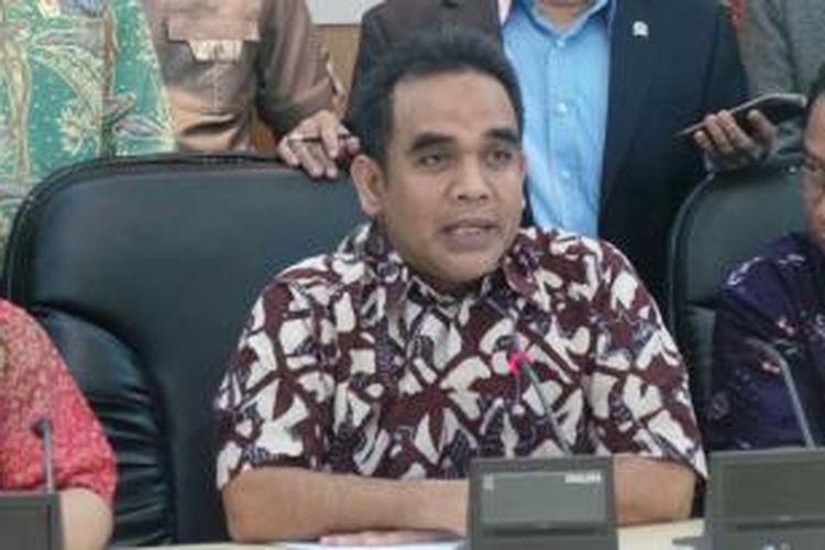Ketua Fraksi Partai Gerindra di DPR Ahmad Muzani