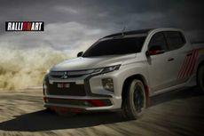 Divisi Ralliart dari Mitsubishi Hadir Lagi, Saingi Toyota GR Sport?