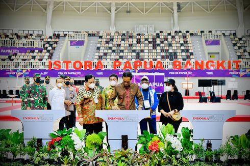 Kepala BNPT Harap PON XX Dapat Munculkan Lebih Banyak Atlet Asli Papua