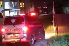 3 Ambulans Jemput 15 Orang Sekeluarga di Tegal yang Terpapar Covid-19